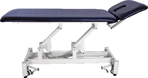 fisioterapia carci divã motorizado