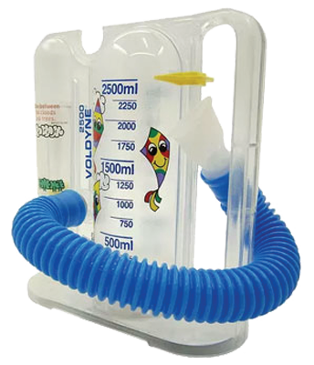 fisioterapia carci exercitador voldyne infantil