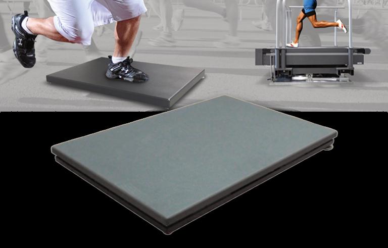 fisioterapia carci plataforma forma de força bertec